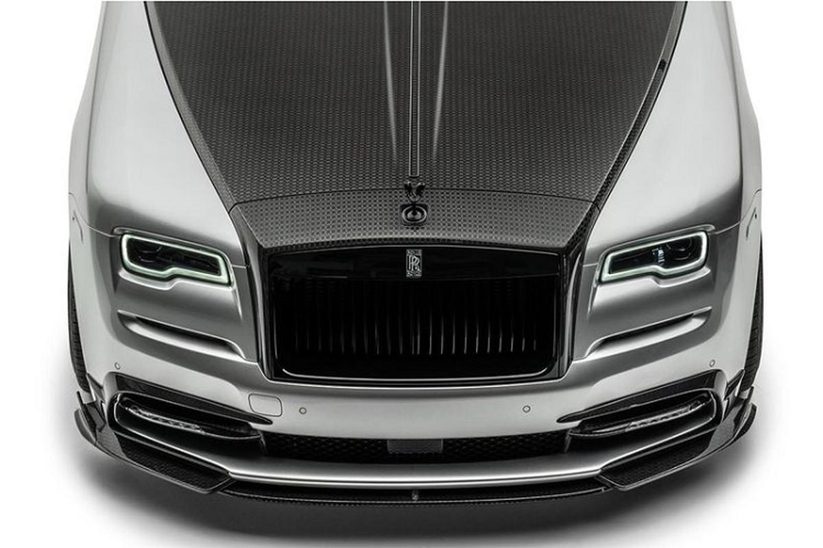 "Rolls-Royce Dawn Silver Bullet - ""vien dan bac"" sang nhat hanh tinh-Hinh-3"