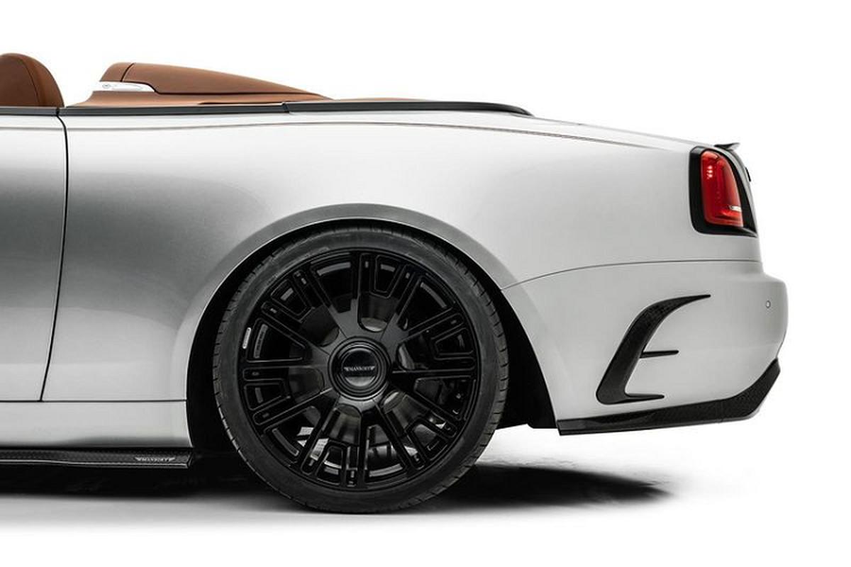 "Rolls-Royce Dawn Silver Bullet - ""vien dan bac"" sang nhat hanh tinh-Hinh-4"