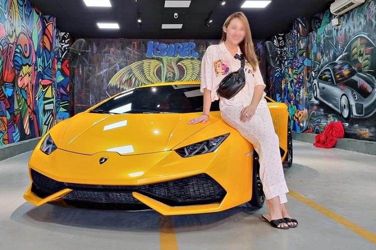 Ba chu Lamborghini Huracan o Bac Lieu bi khoi to lay lan COVID-19
