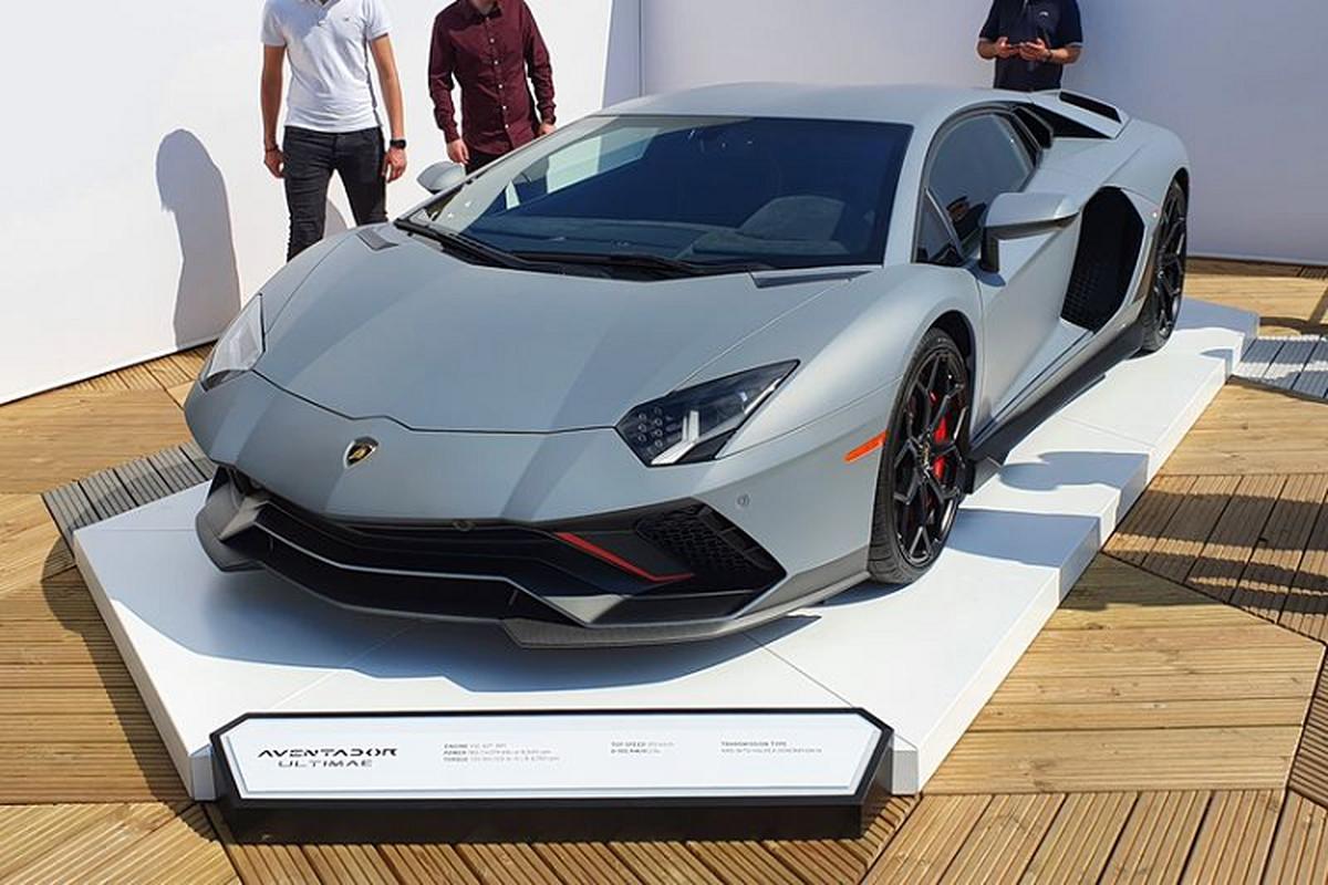 Lamborghini Aventador Ultimae - sieu gioi han sap ve doi Gia Lai Team-Hinh-4