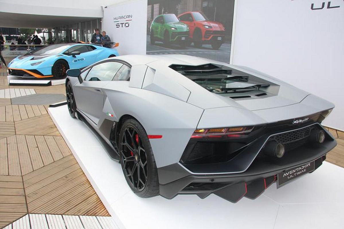 Lamborghini Aventador Ultimae - sieu gioi han sap ve doi Gia Lai Team-Hinh-5