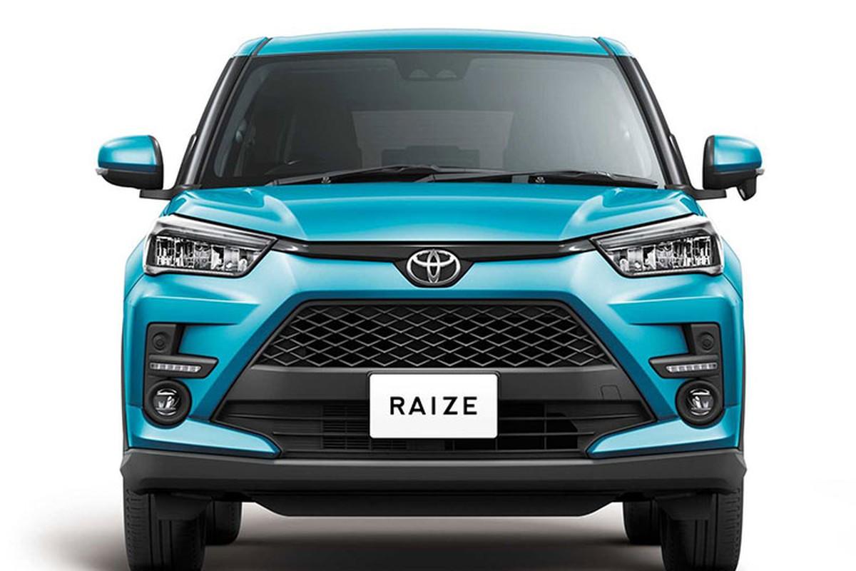 Toyota Raize 2022 sap ve Viet Nam, du kien hon 500 trieu dong-Hinh-10