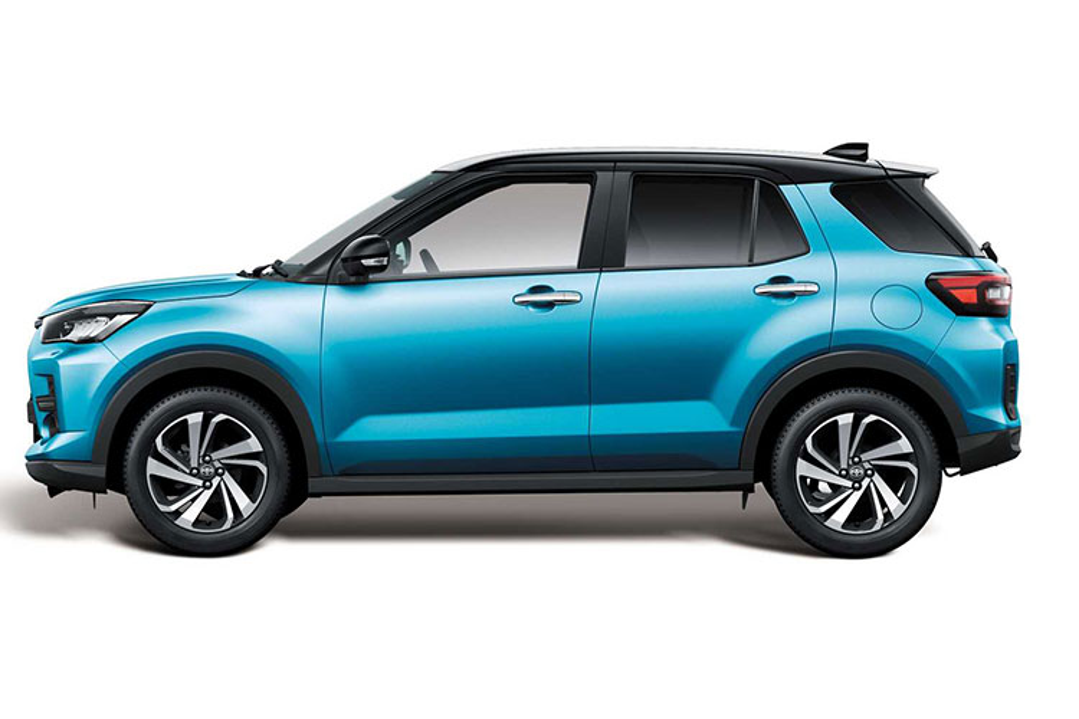 Toyota Raize 2022 sap ve Viet Nam, du kien hon 500 trieu dong-Hinh-4