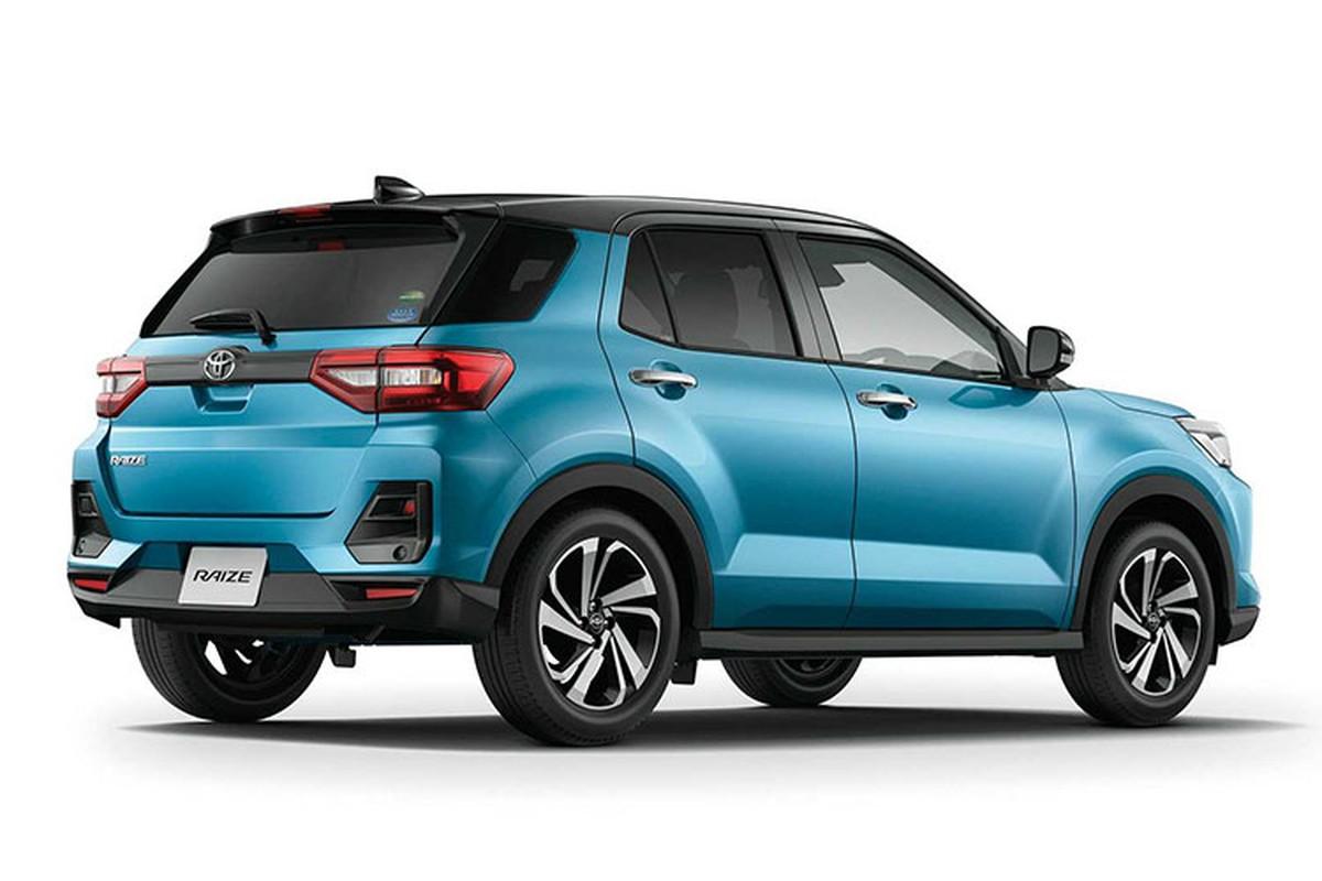 Toyota Raize 2022 sap ve Viet Nam, du kien hon 500 trieu dong-Hinh-5
