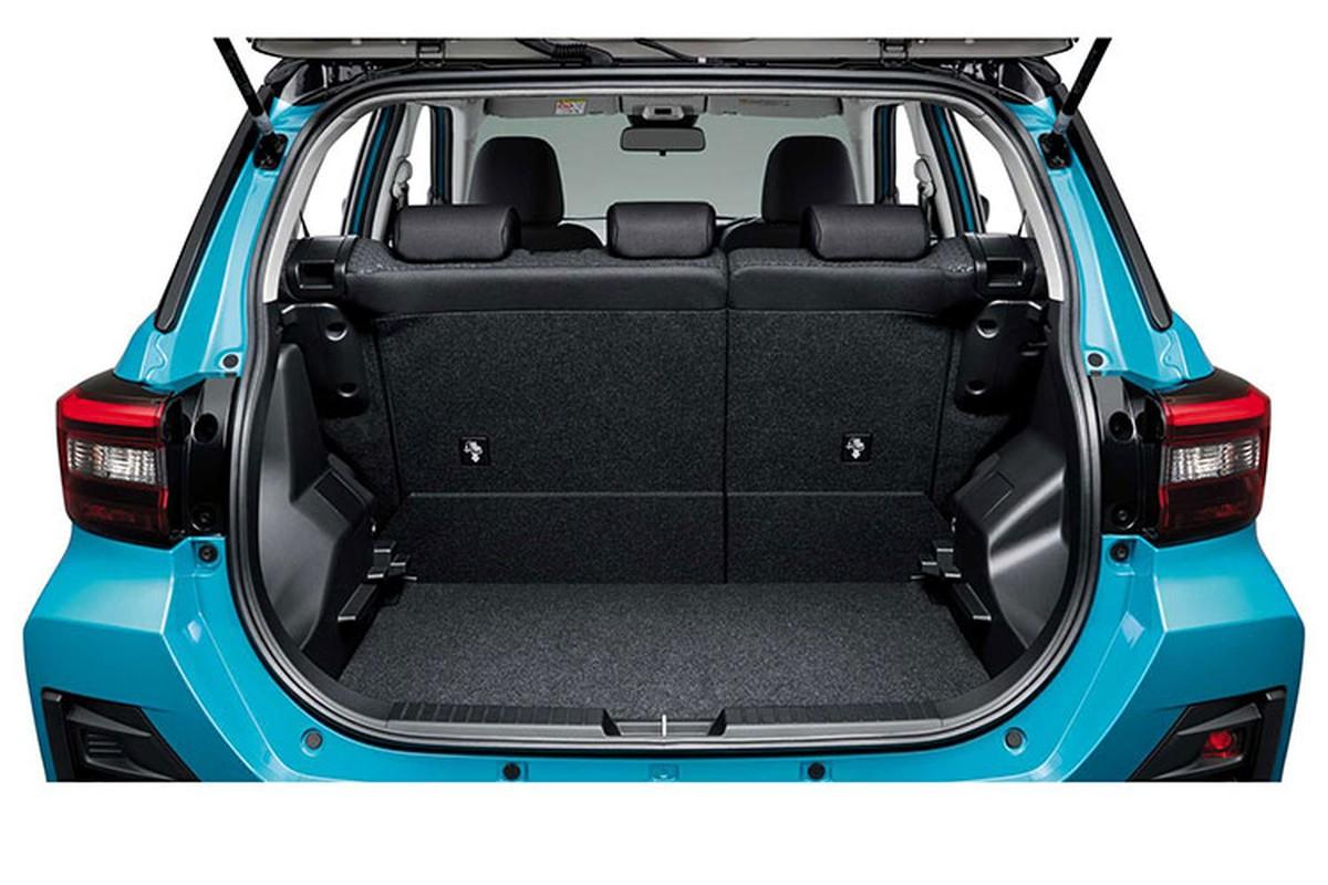 Toyota Raize 2022 sap ve Viet Nam, du kien hon 500 trieu dong-Hinh-8