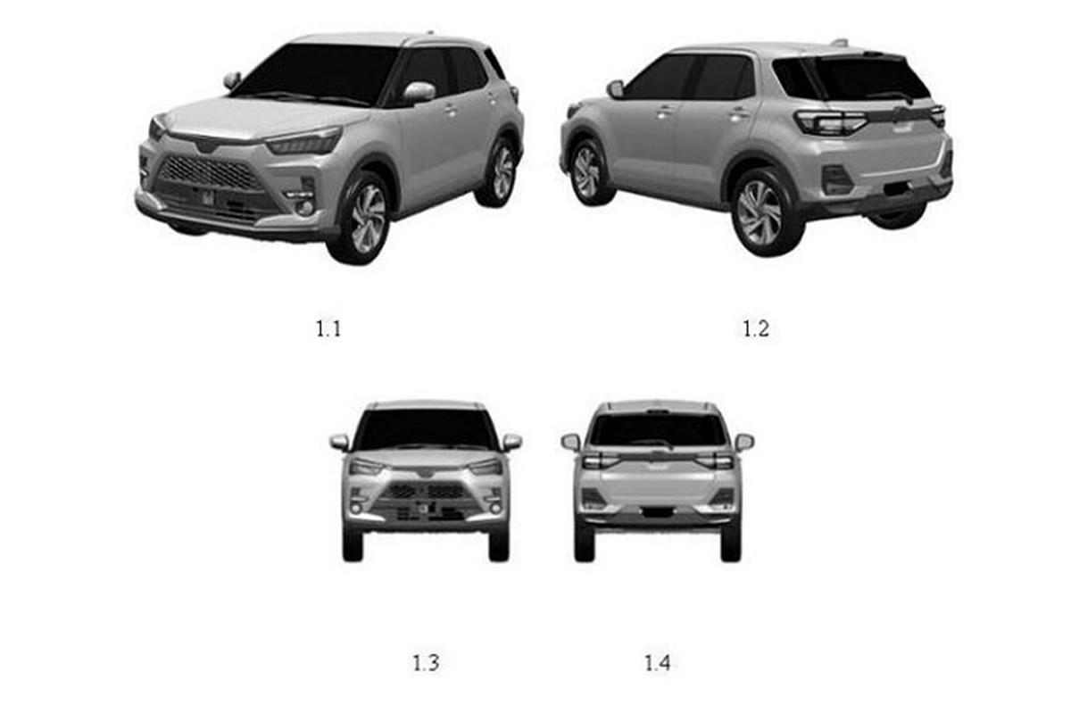 Toyota Raize 2022 sap ve Viet Nam, du kien hon 500 trieu dong