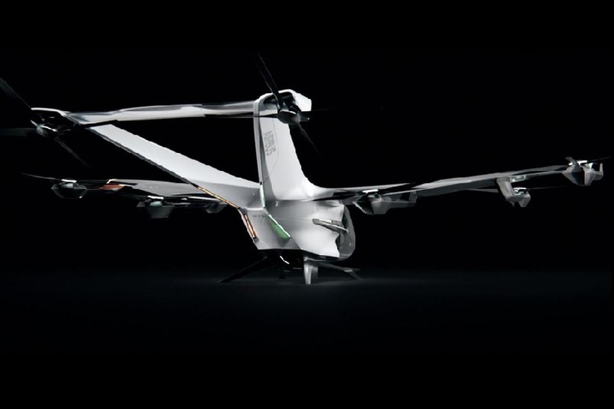 "Airbus ven man CityAirbus NextGen - chiec ""taxi bay"" cuc yen tinh-Hinh-2"