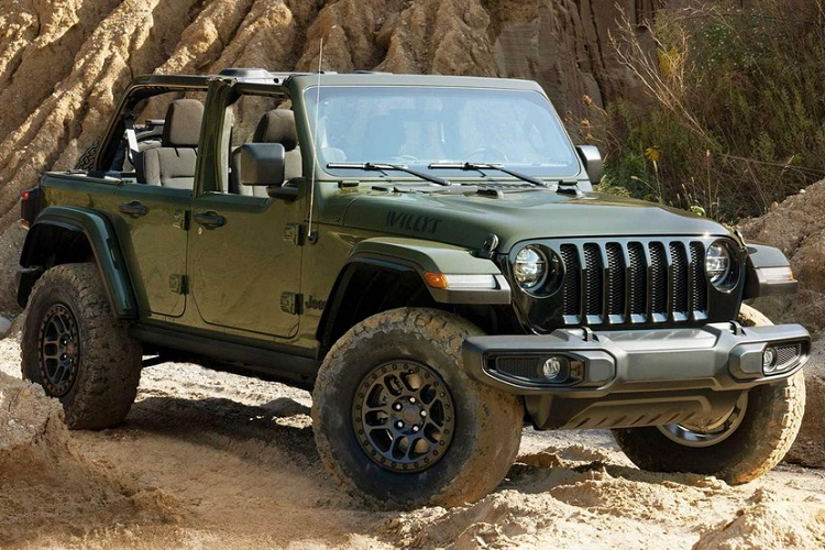 Jeep Wrangler Unlimited Willys - SUV