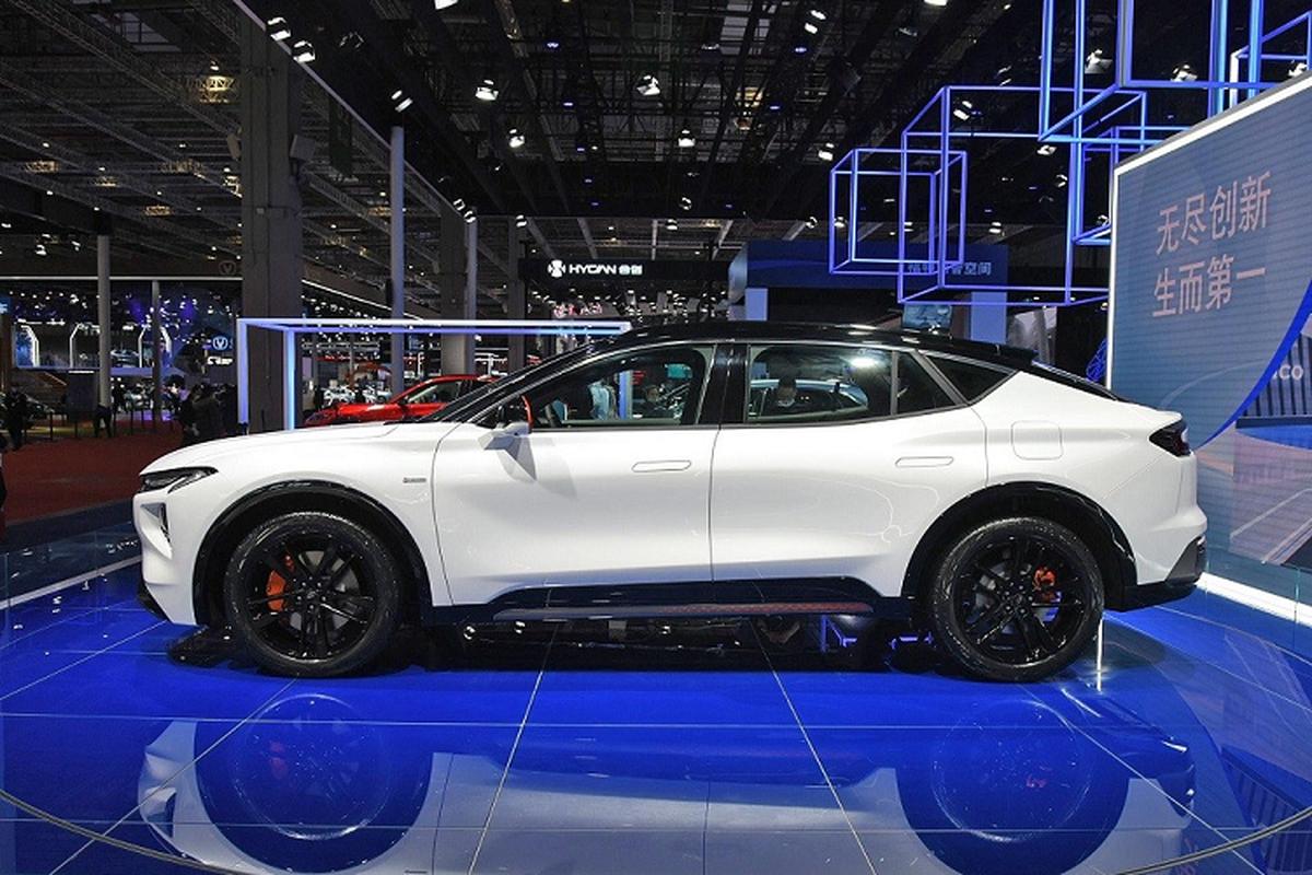 Chi tiet Ford Evos 2022 tu 797 trieu dong tai Trung Quoc-Hinh-2
