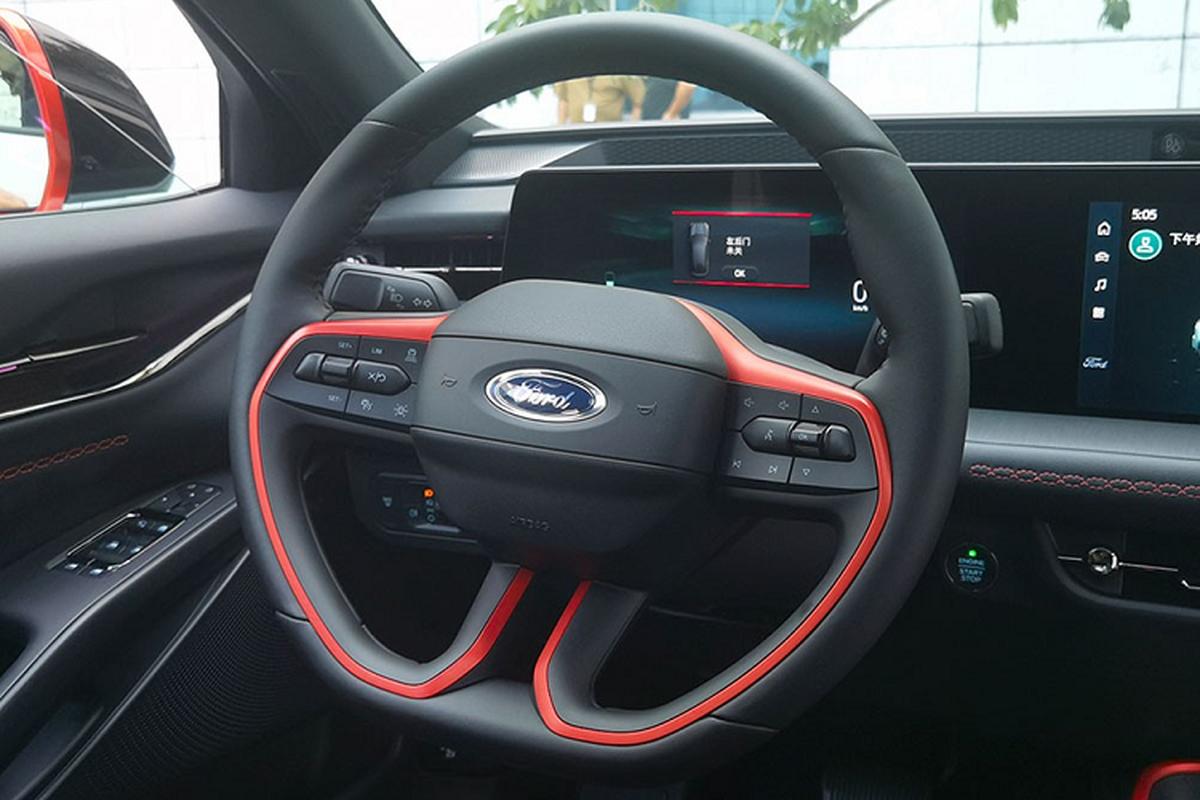 Chi tiet Ford Evos 2022 tu 797 trieu dong tai Trung Quoc-Hinh-4