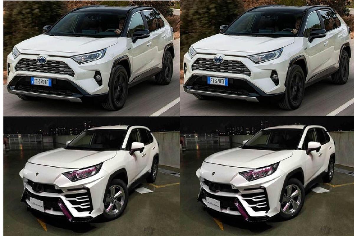 "Toyota Fortuner gia re ""nhai"" sieu SUV Lamborghini Urus nhu xin-Hinh-4"