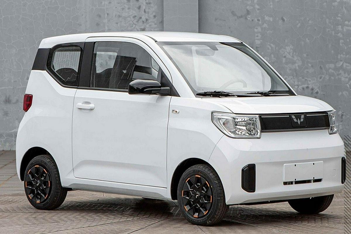 Xe oto gia 100 trieu dong - Wuling Hongguang Mini EV ban chay ky luc-Hinh-9