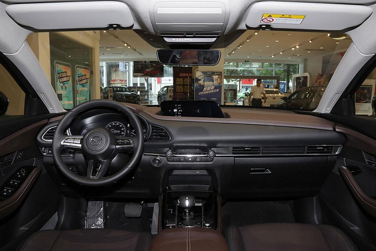 SUV co nho Mazda CX-30 chay dien ra mat, khoang 559 trieu dong-Hinh-6