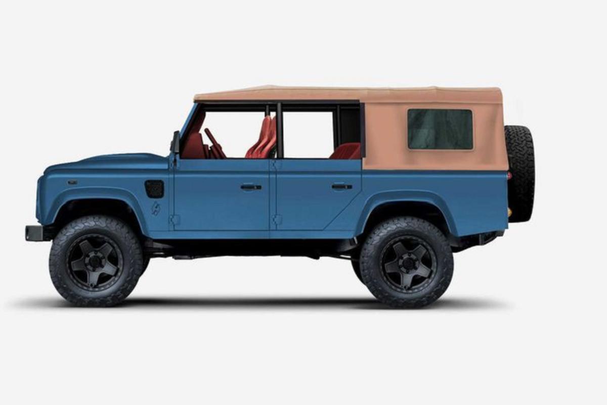Function Defender - SUV dung khung Jeep Wrangler tu 3,3 ty dong-Hinh-2