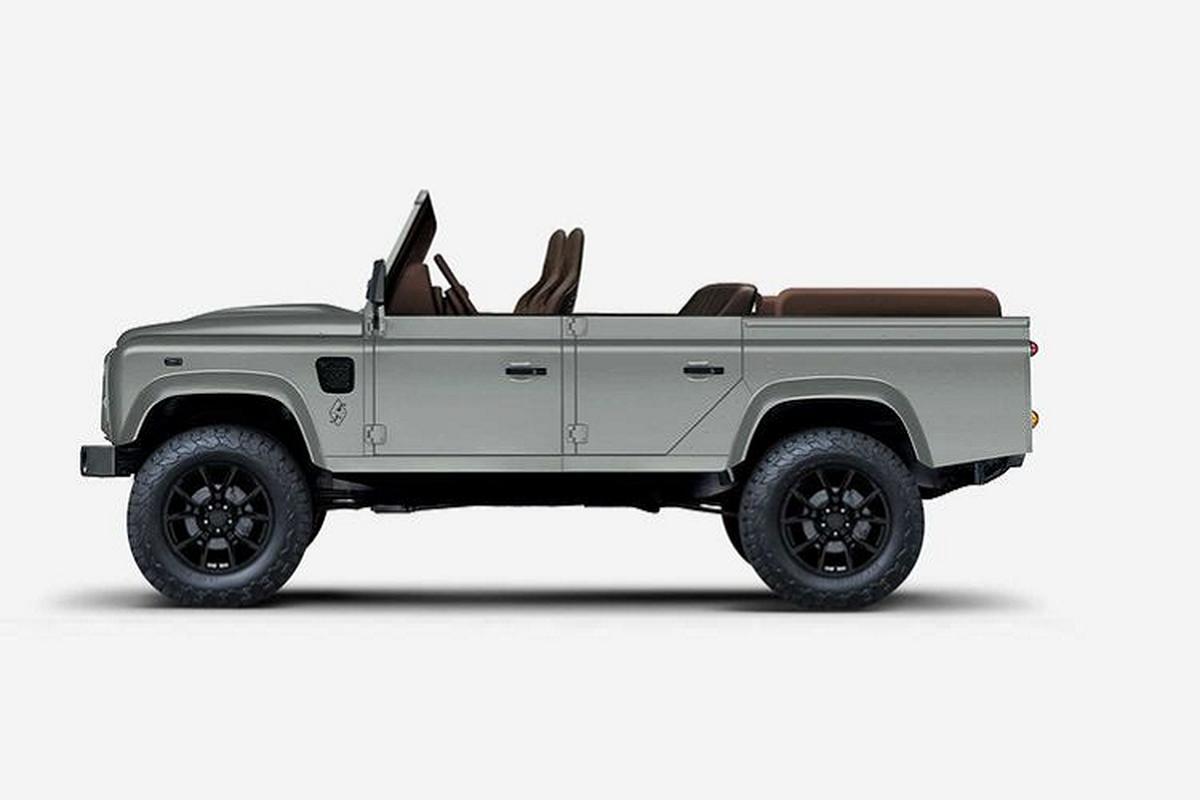 Function Defender - SUV dung khung Jeep Wrangler tu 3,3 ty dong-Hinh-5