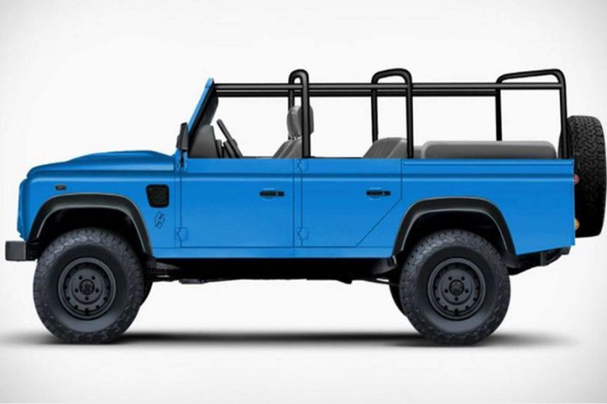 Function Defender - SUV dung khung Jeep Wrangler tu 3,3 ty dong-Hinh-6