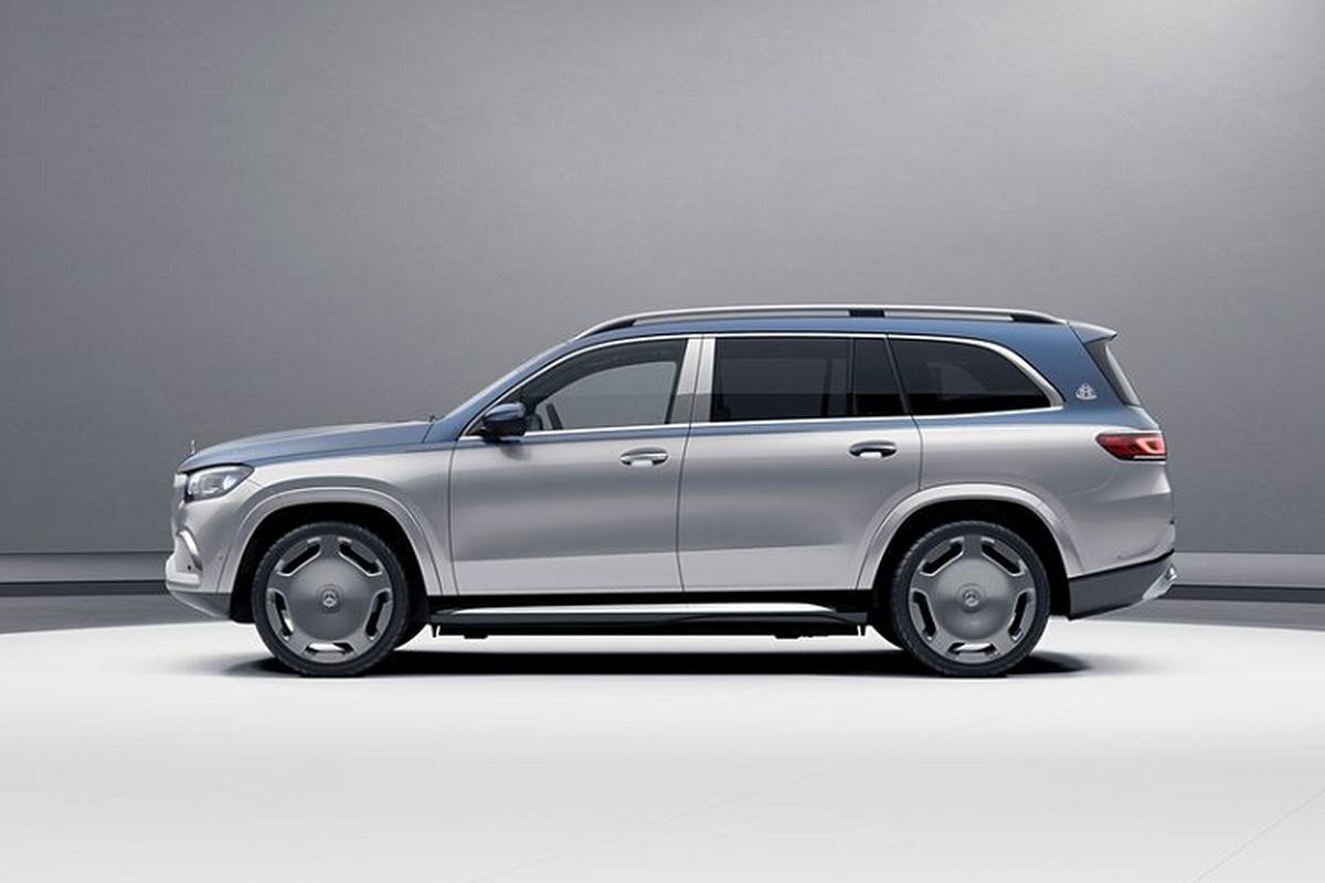 Ra mat Mercedes-Maybach S-Class va GLS sieu sang ky niem 100 nam-Hinh-3