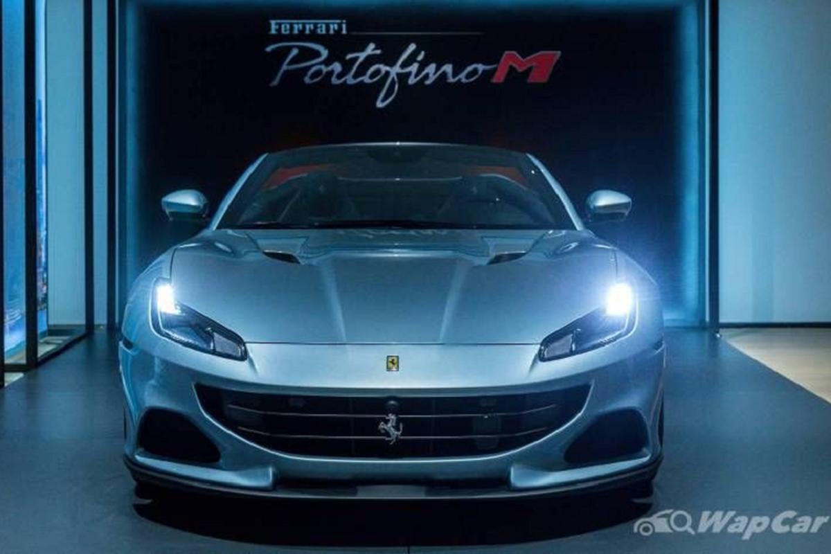 Ferrari Portofino M tu 5,4 ty dong tai Malaysia, sap ve Viet Nam-Hinh-2