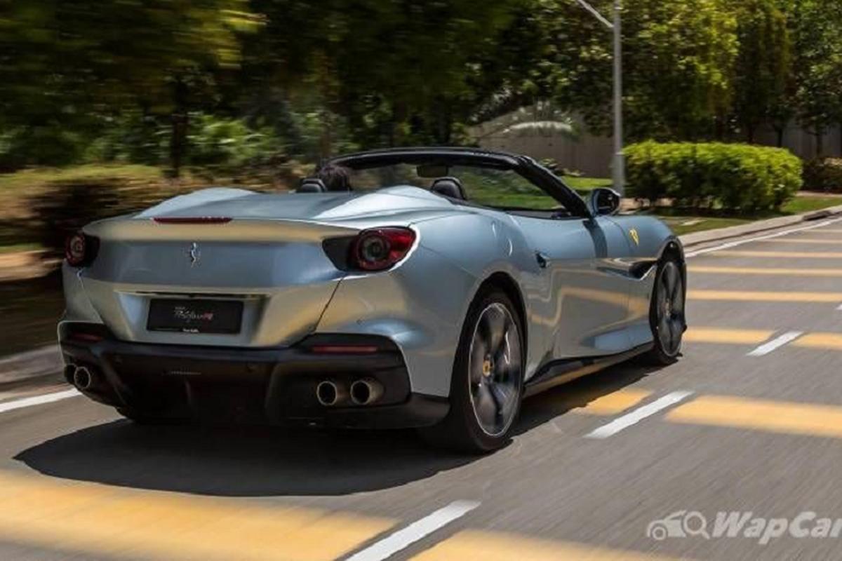 Ferrari Portofino M tu 5,4 ty dong tai Malaysia, sap ve Viet Nam-Hinh-3