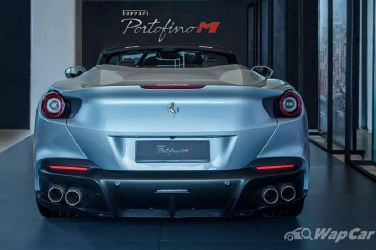 Ferrari Portofino M tu 5,4 ty dong tai Malaysia, sap ve Viet Nam-Hinh-8