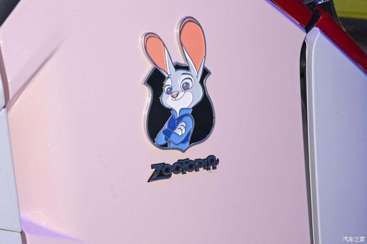 Wuling NanoEV Disney Zootopia - oto dien 2 cho chi 210 trieu dong-Hinh-5