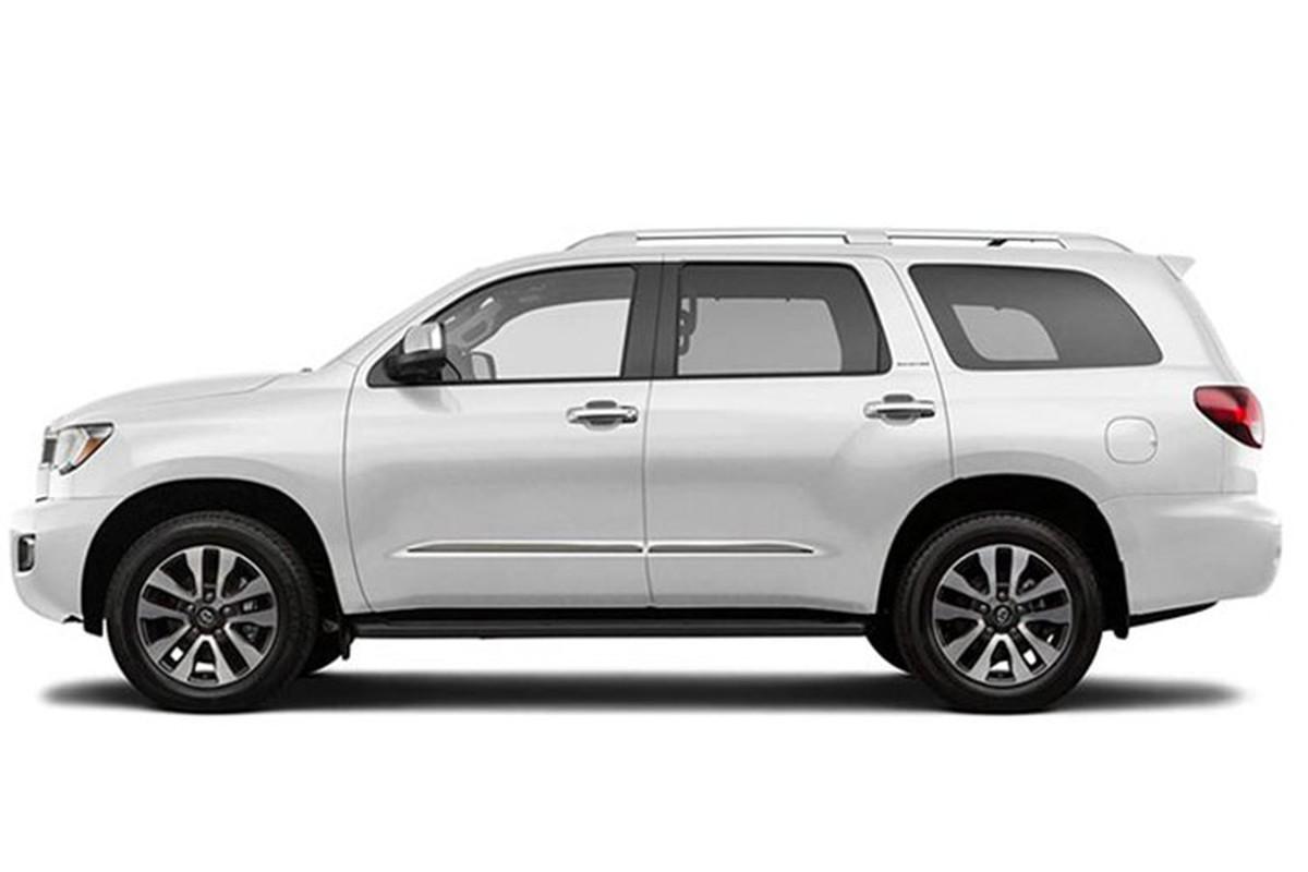 Toyota Sequoia 2022 moi lay cam hung tu sieu ban tai Tundra-Hinh-3