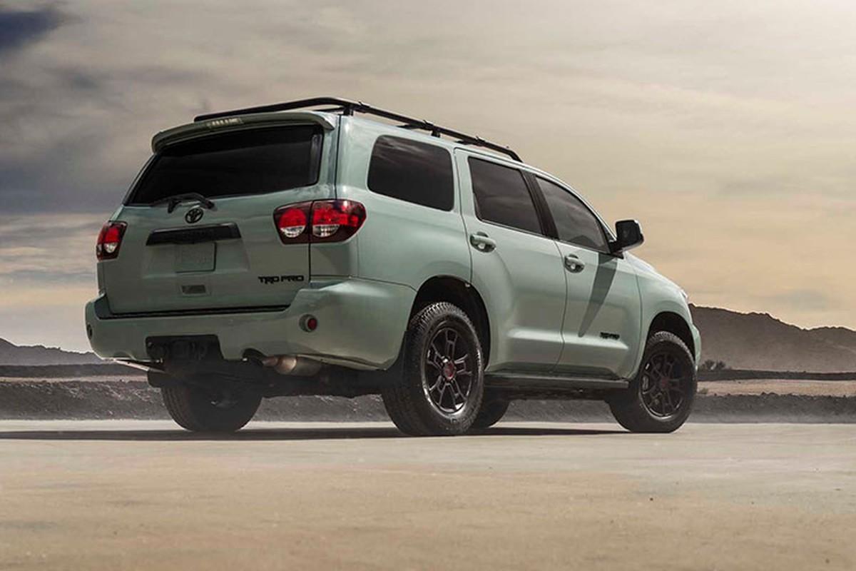 Toyota Sequoia 2022 moi lay cam hung tu sieu ban tai Tundra-Hinh-6