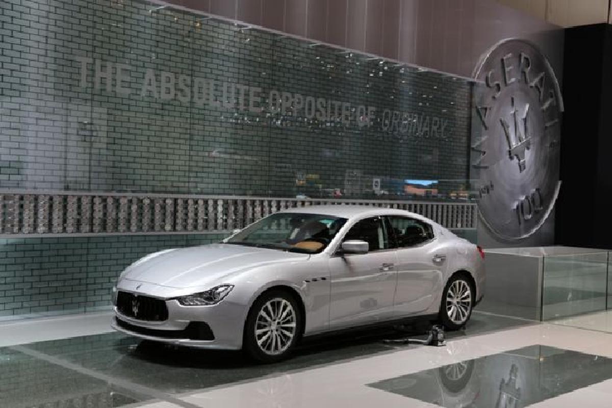 Dan xe sang Maserati APEC 2018 - thanh ly 3 nam, ban duoc 2 chiec-Hinh-10