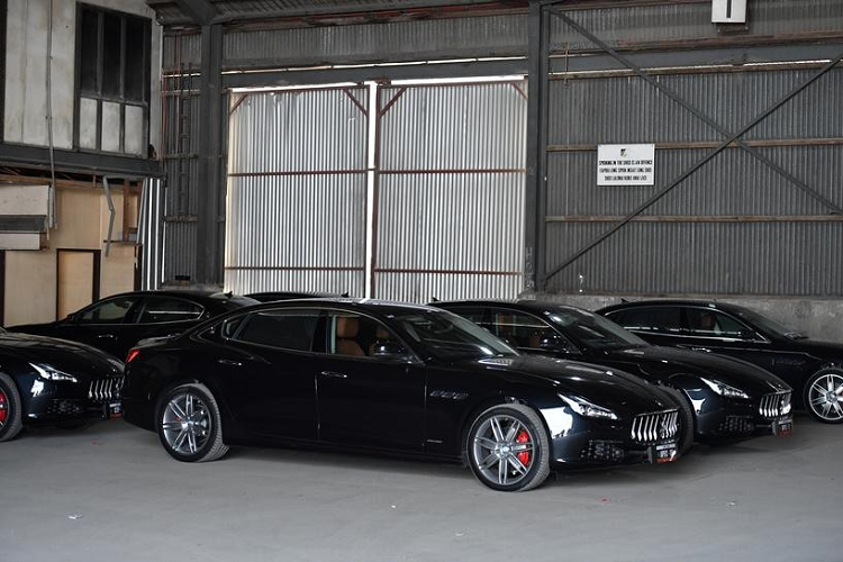 Dan xe sang Maserati APEC 2018 - thanh ly 3 nam, ban duoc 2 chiec-Hinh-3