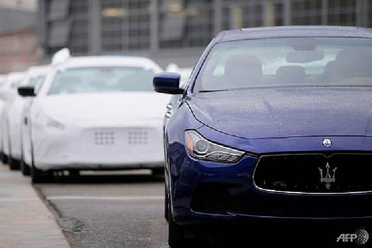Dan xe sang Maserati APEC 2018 - thanh ly 3 nam, ban duoc 2 chiec-Hinh-6