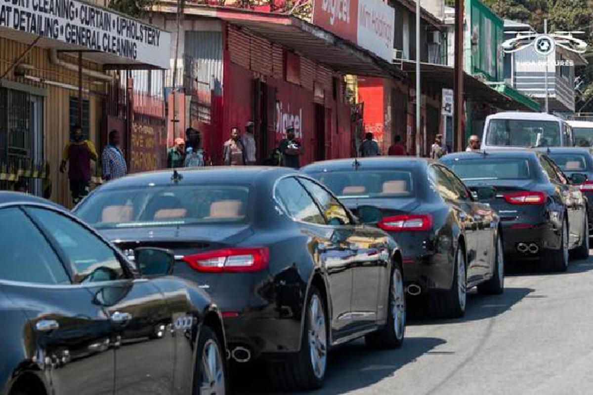 Dan xe sang Maserati APEC 2018 - thanh ly 3 nam, ban duoc 2 chiec-Hinh-7