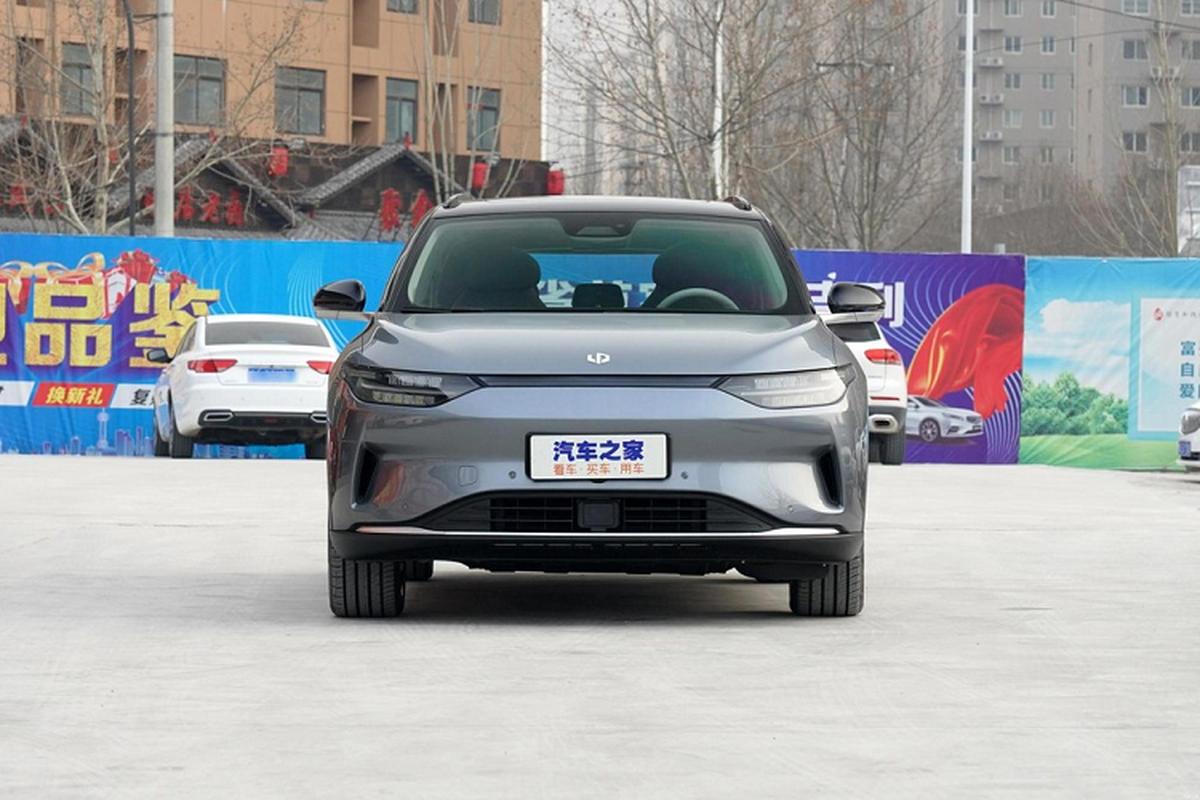 Leap C11 - SUV dien 5 cho cua Trung Quoc chi tu 564 trieu dong-Hinh-2