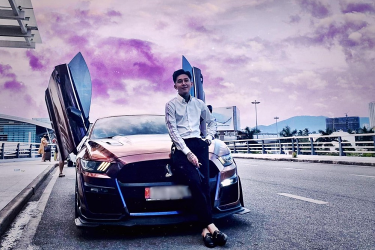 """Chiec xe sang Mercedes-Benz S-Class """"do"""" Maybach cua Hoang Tu Gio-Hinh-7"""