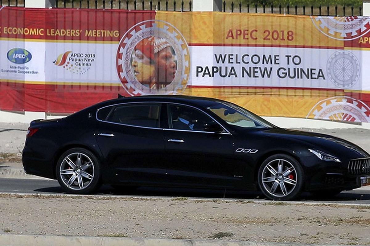 Dan xe sang Maserati APEC 2018 - thanh ly 3 nam, ban duoc 2 chiec-Hinh-9