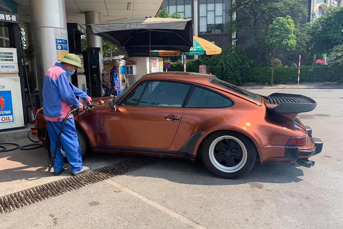 Chiec Porsche 930 Turbo hang hiem cua dai gia xe co Sai Gon-Hinh-7