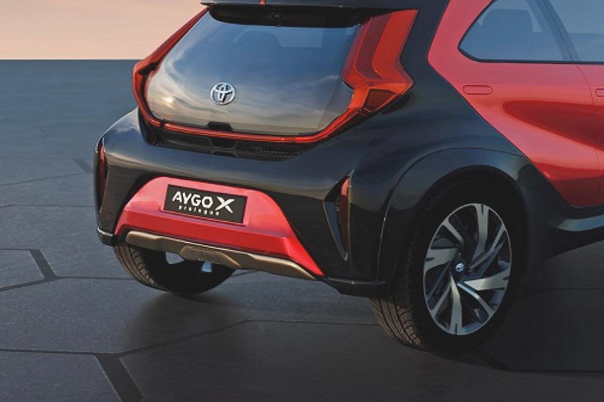 Xem truoc Toyota Aygo X 2022