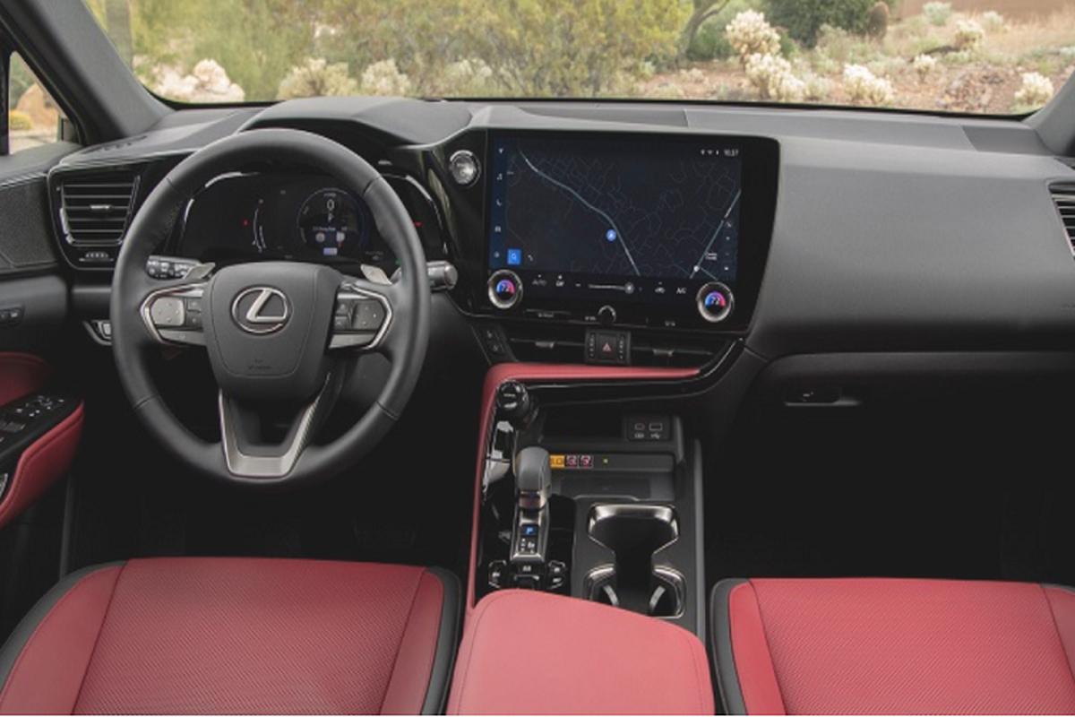 Lexus NX 2022 tu 846 trieu dong, them dong co hybrid-Hinh-4