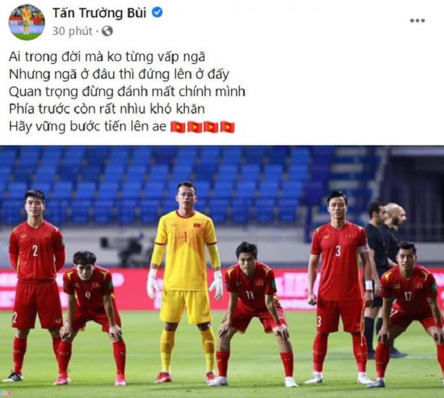 DT Viet Nam quen di that bai truoc Trung Quoc, huong den tran gap Oman