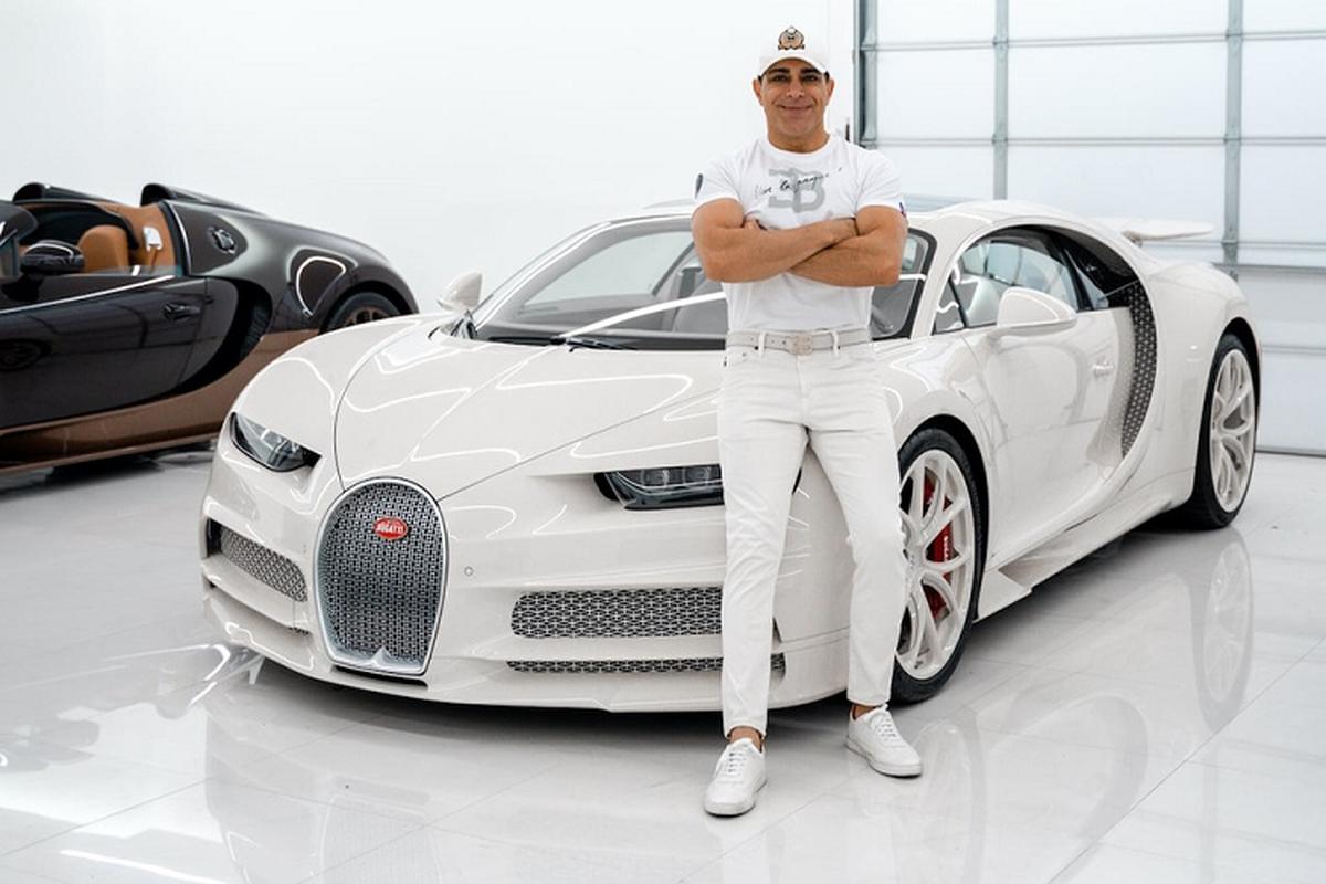 Bugatti Chiron Hermes
