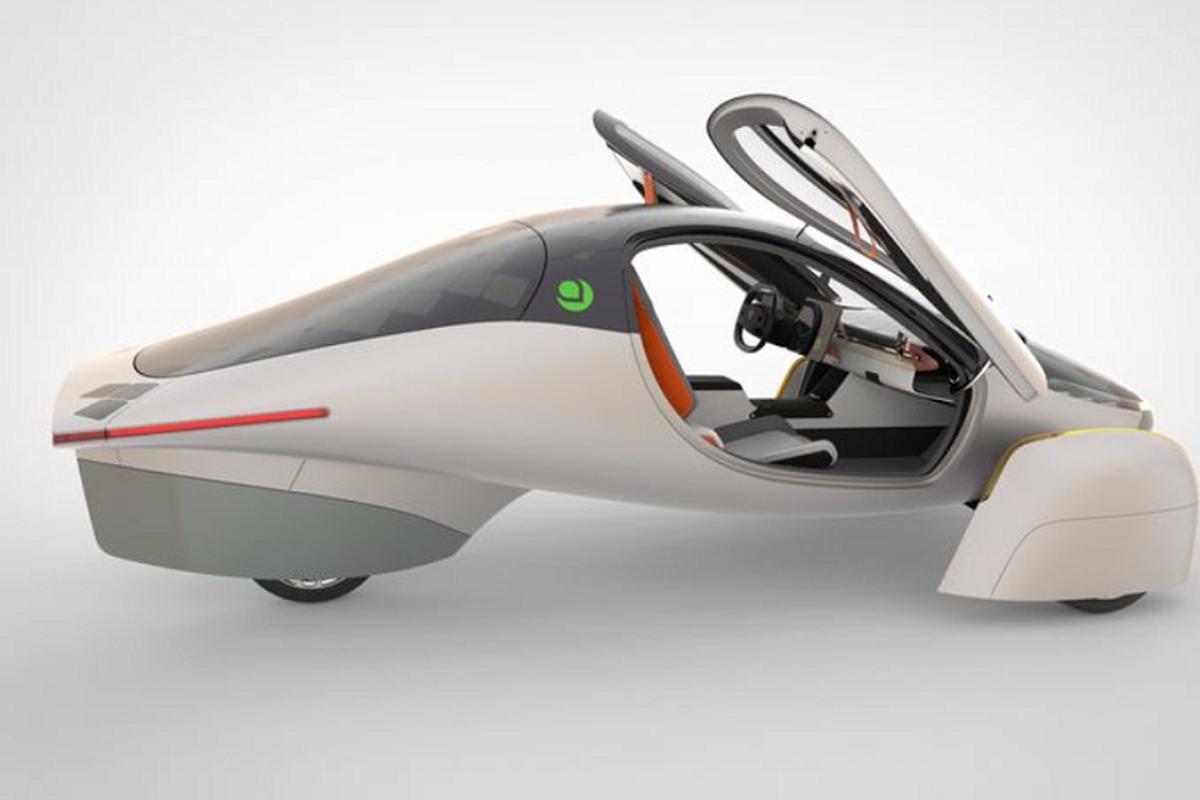The Solar EV - xe dien chay ca nam sac 1 lan, chi 590 trieu dong-Hinh-2