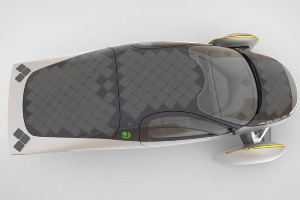 The Solar EV - xe dien chay ca nam sac 1 lan, chi 590 trieu dong-Hinh-3