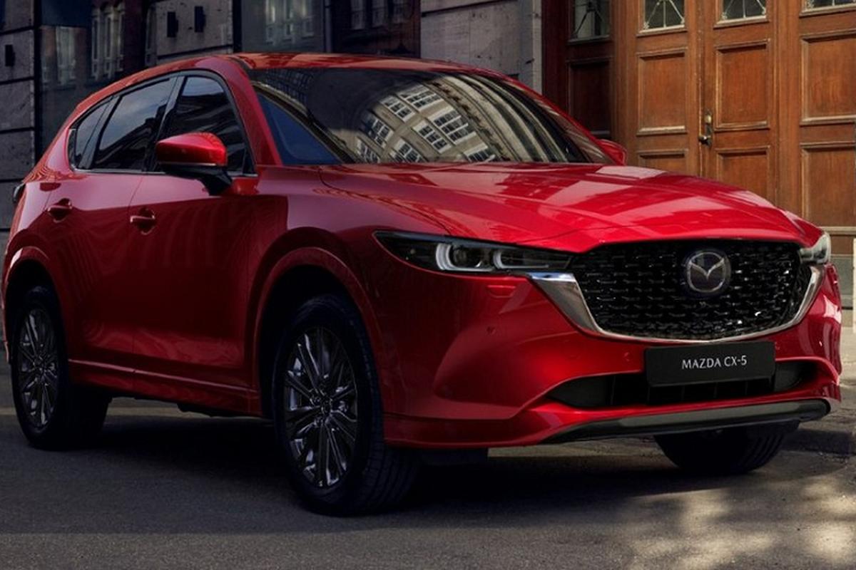 Mazda CX-5 2022 sap ra mat tai Thai Lan, co ve Viet Nam?