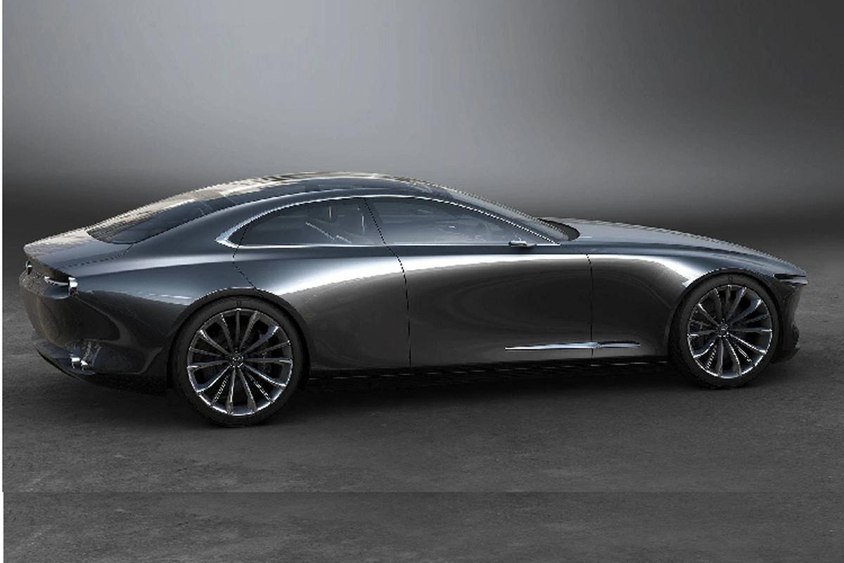 Mazda6 2022 se so huu dong co 6 xi-lanh, he dan dong cau sau?-Hinh-2