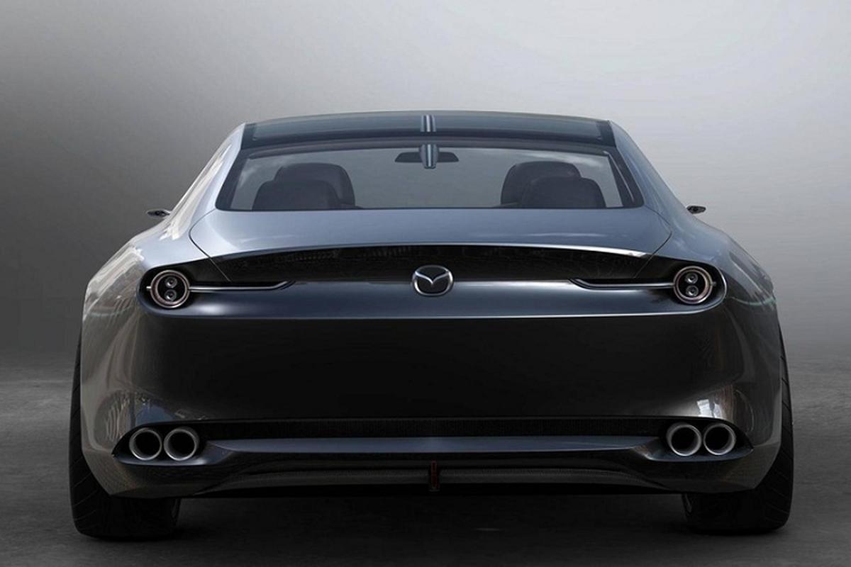 Mazda6 2022 se so huu dong co 6 xi-lanh, he dan dong cau sau?-Hinh-8