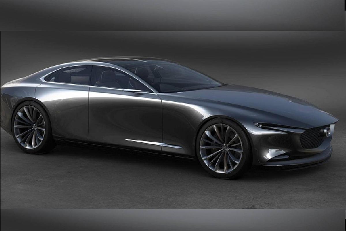 Mazda6 2022 se so huu dong co 6 xi-lanh, he dan dong cau sau?