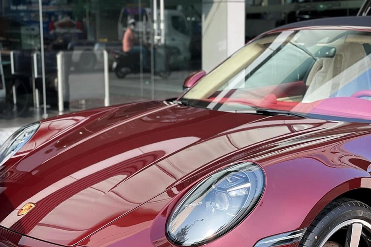 Porsche 911 Targa 4S Heritage Design hon 11,5 ty dong o Ha Noi-Hinh-7