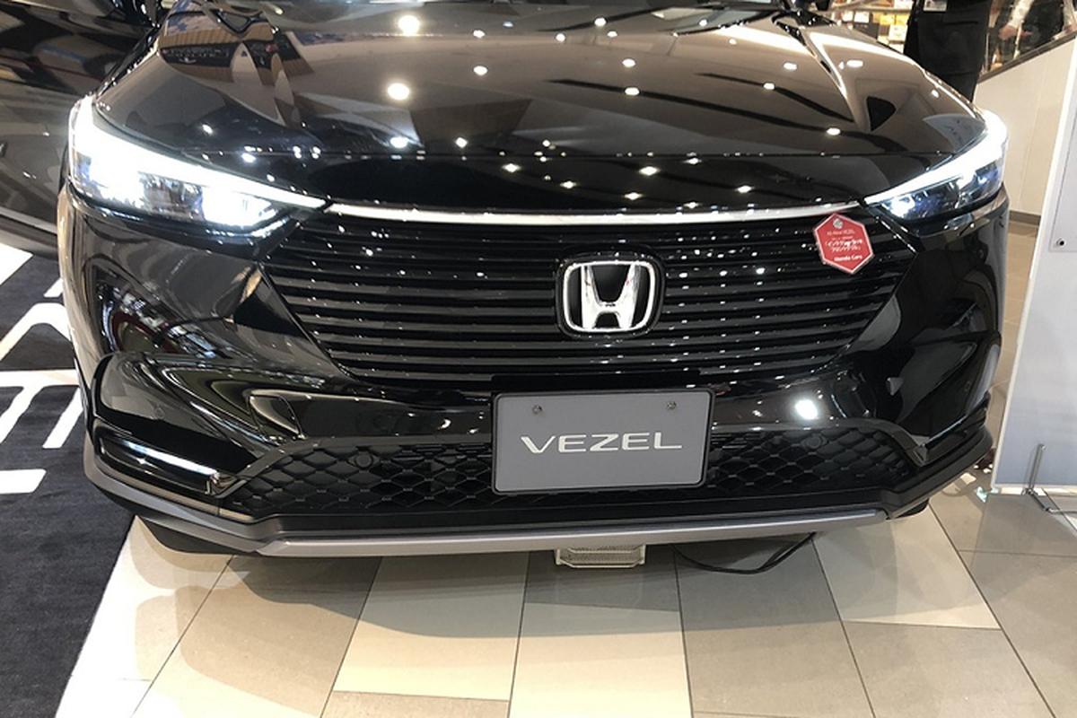 Honda HR-V 2022 lan banh tai Dong Nam A, cho ngay ra mat-Hinh-3