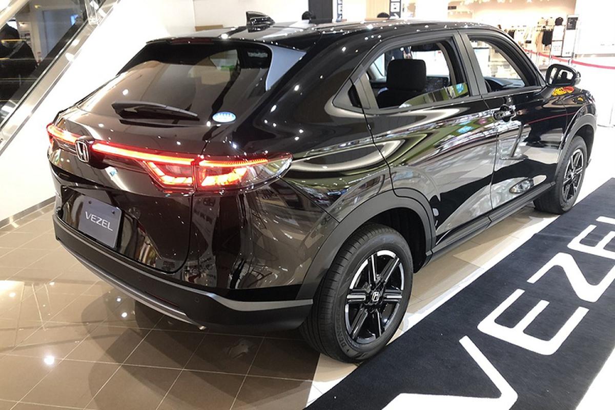 Honda HR-V 2022 lan banh tai Dong Nam A, cho ngay ra mat-Hinh-6