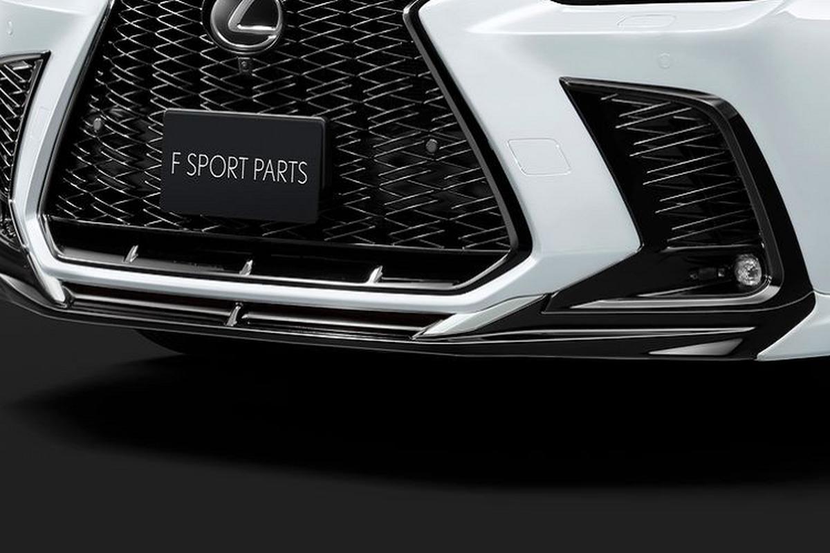 "Lexus NX 2022 ""ha guc"" khach mua kho tinh voi phu kien TRD-Hinh-6"