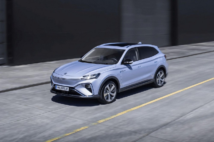 MG Marvel R Electric 2022 hon 1 ty dong,